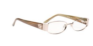 Daisy Fuentes Peace Eyeglasses