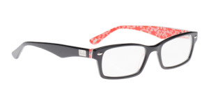 Black and Red Ray Bans for Men