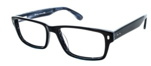 Navy Men's Eyeglasses from Randy Jackson