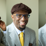 Men's celeb partners - Rickey Smiley banner