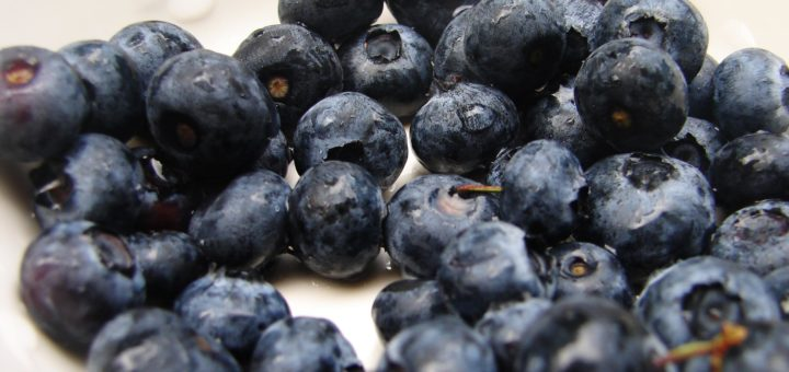 Blueberries are a super food for your eyes