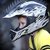 polycarbonate material helmet