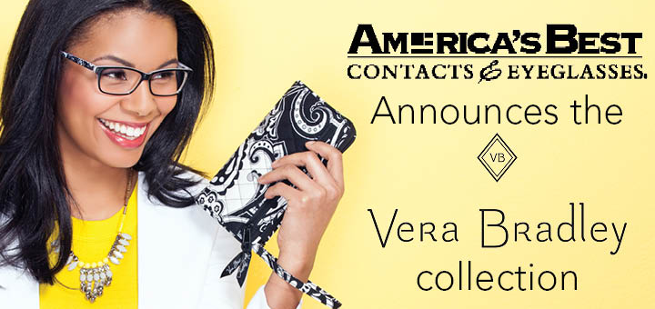 America's Best Announces Vera Bradley Collection