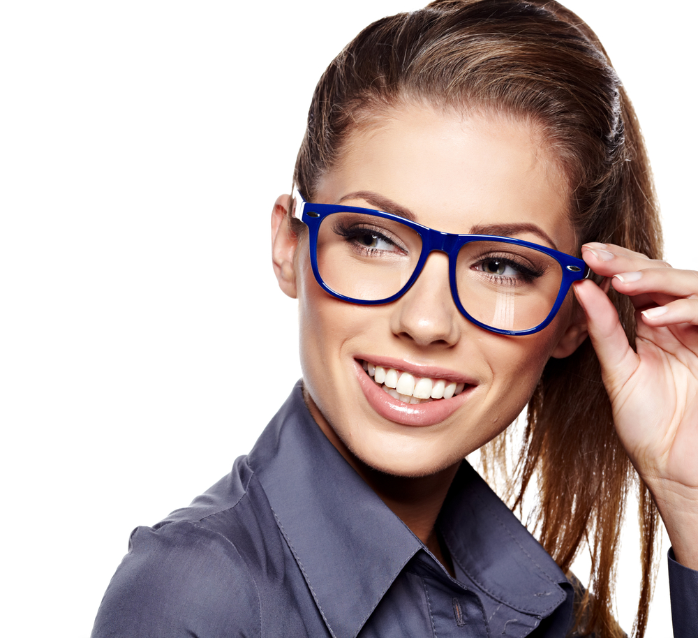 Trends In Eyewear: Bright Colored Plastic Frames