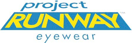 Project Runway eyeglasses logo