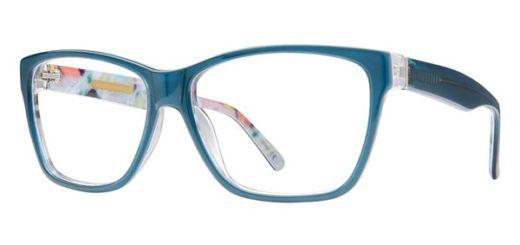 Christian Siriano Women's Eyeglasses Charlotte Blue