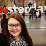Kristina in Amsterdam