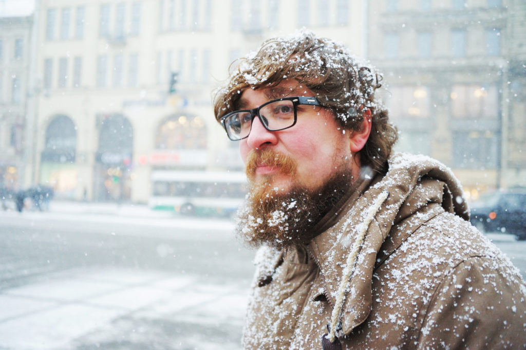 Weather can affect your vision