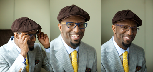 799cd926b0a Rickey Smiley Frames  Seriously Stylish Looks from a Radio Funny Guy
